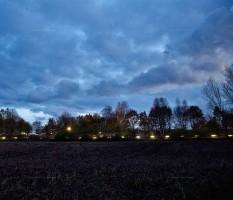 Gorleben, Castor, Demonstration, Nacht, Schienen