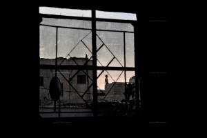 Fluechtlingslager, Ramadan, Sonnenuntergang, Fenster, Iftar