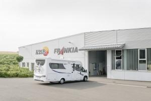 Foto-Reportage beim Kundenservice von Frankia